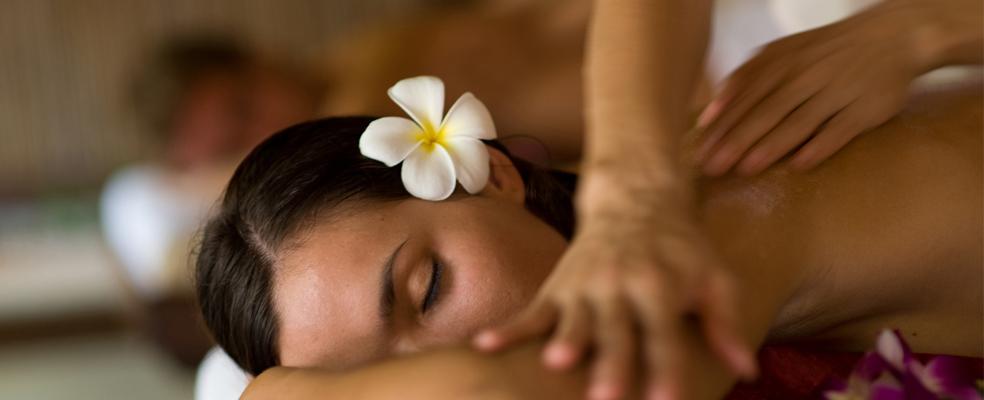 massaggio schiena corpo