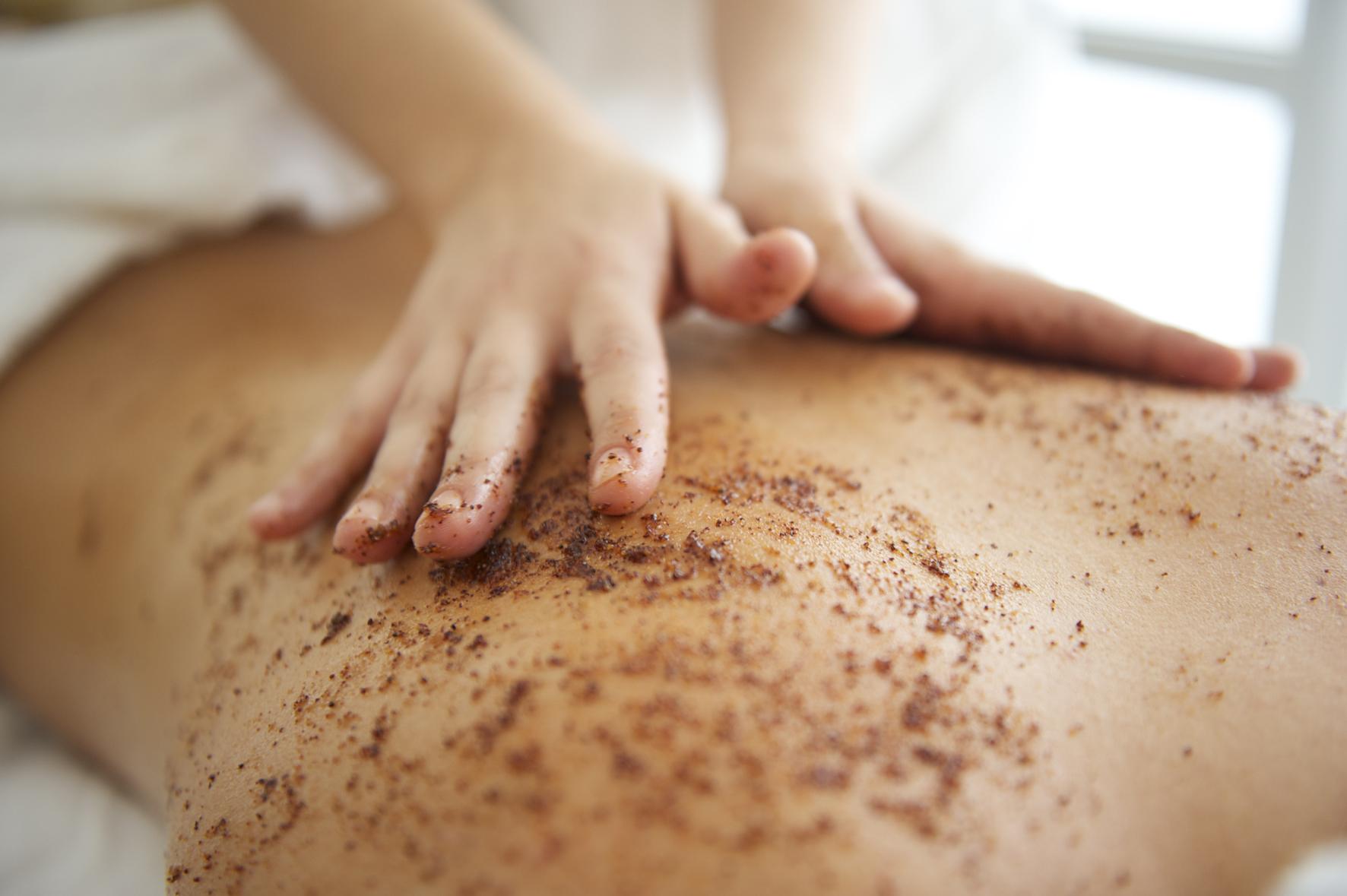 trattamento esfoliante corpo centro
