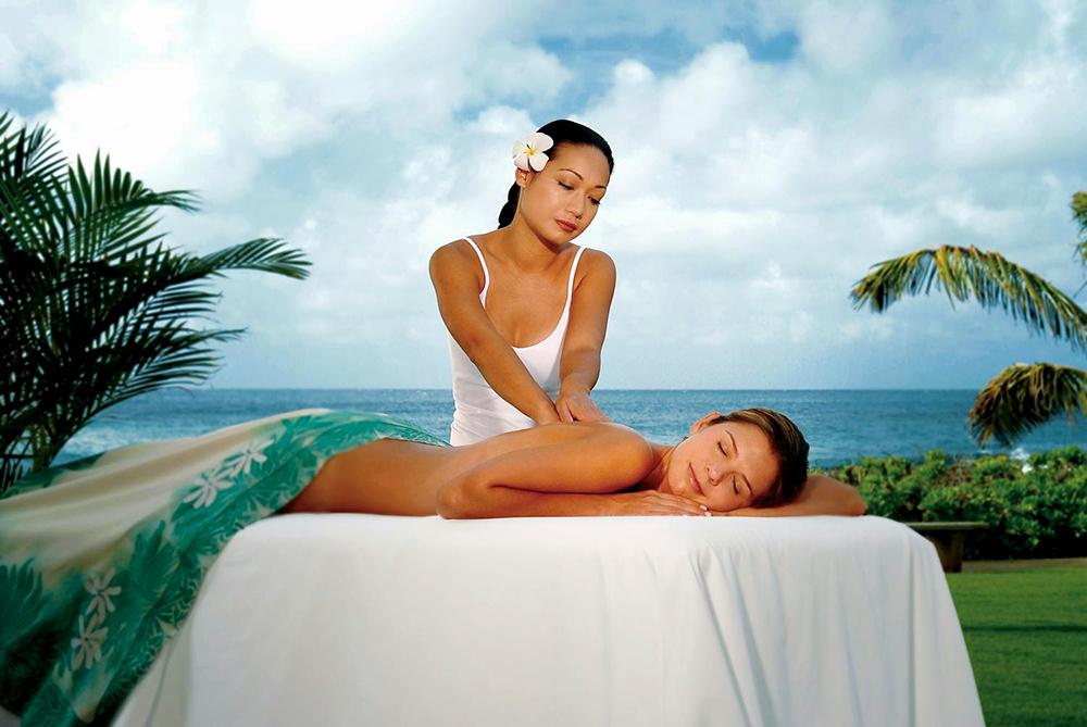 massaggio hawaiano lomi lomi lomi